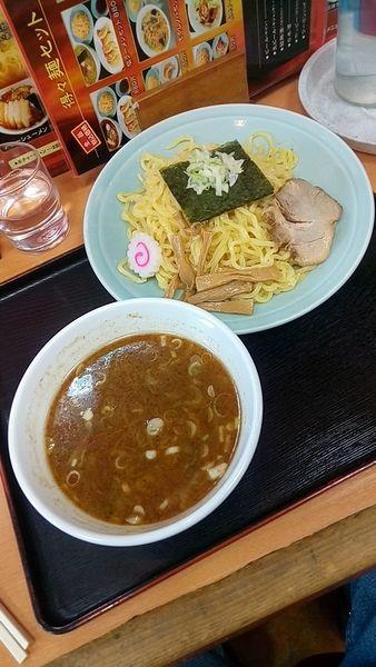 「つけ麺670円」@点心拉満の写真