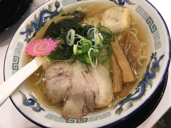 「函館塩らーめん」@北海道らーめん みそ熊 新橋店の写真