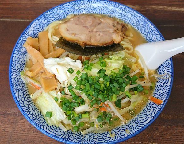 「大門野菜ラーメン(830円)」@ちょっと美味しい中華食堂 大門の写真