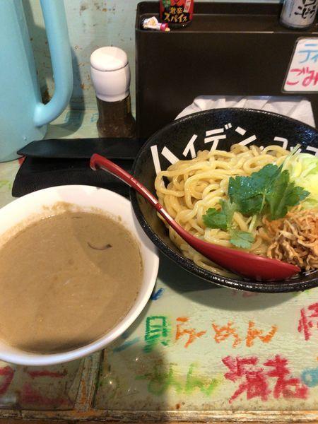 「つけ麺 特盛」@つけ麺屋 丸孫商店の写真