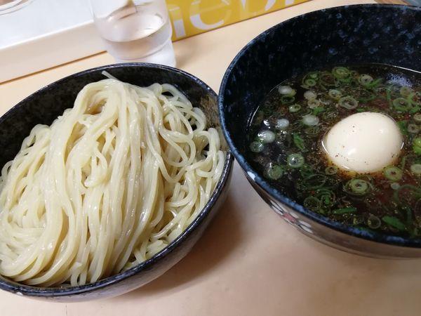「つけ麺大盛り」@三谷製麺所の写真