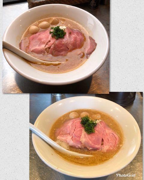 「[限定] 濃厚・白味噌仕立ての二品 (各¥1000)」@さんじの写真