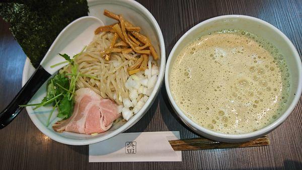 「牡蠣味噌つけ麺(1230円)」@味噌専門店 〜味噌呉田 life〜の写真