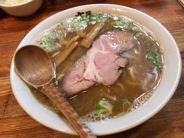 「らあ麺」@麺 高はしの写真