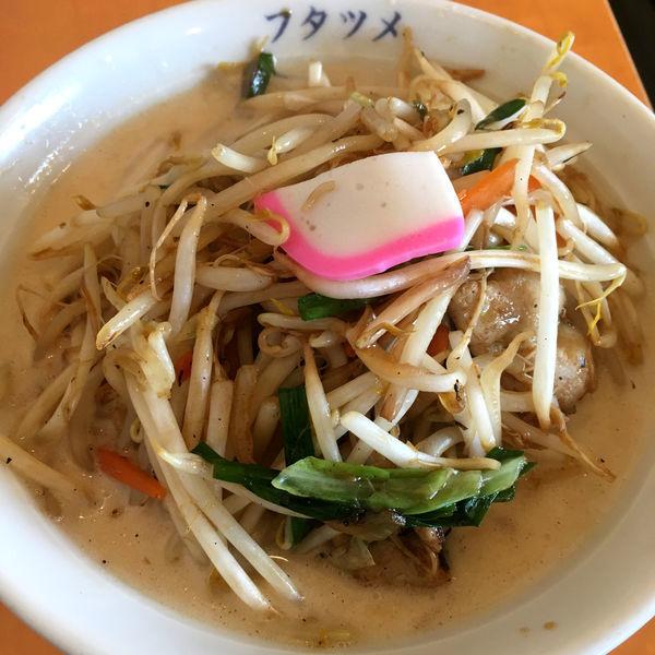 「濃厚タンメン 780円」@極濃湯麺 フタツメ 貝沢店の写真