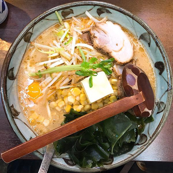 「味噌一 スタミナ(太麺)」@味噌一 三軒茶屋店の写真