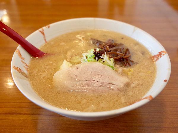 「味噌らーめん…860円」@麺屋 樹の写真