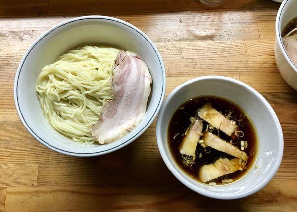 「唯一無二のつけ麺の食べ納め」@麺屋 彩香の写真