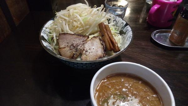「味噌つけ麺」@らーめん こてつの写真