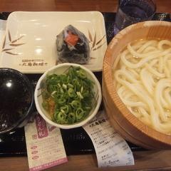 丸亀製麺 ハマサイトの写真