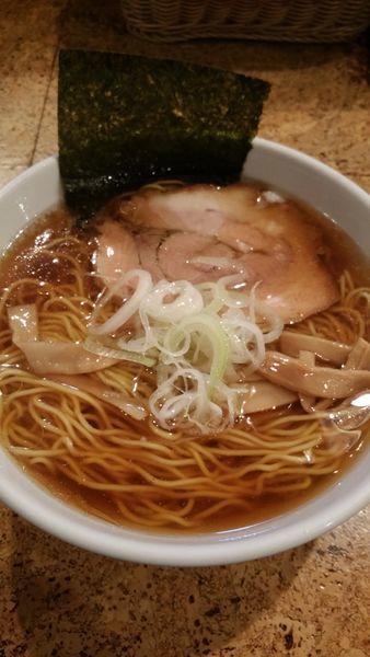 「あっさり醤油」@きくちひろきの写真