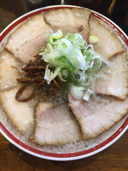 「肉そば」@田中そば店 浅草店の写真