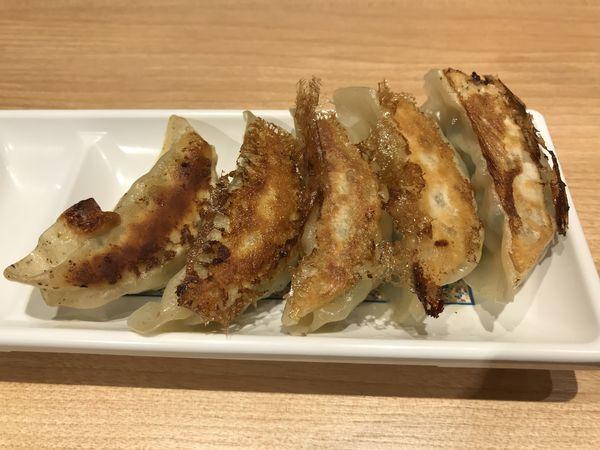 「焼餃子  250円」@どうとんぼり神座 新宿店の写真