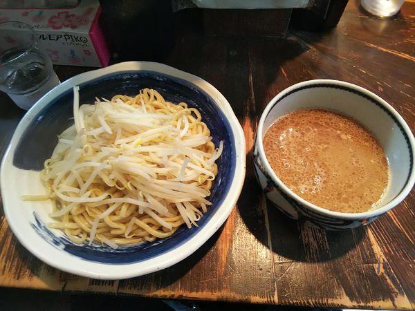「つけ麺 中盛(¥780)」@つけめん らーめん 荒海の写真
