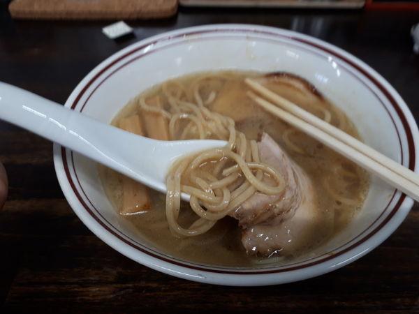 「とんこつラーメン」@らー麺 つるやの写真