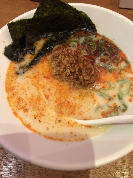 「からか麺」@博多一風堂 イクスピアリ店の写真