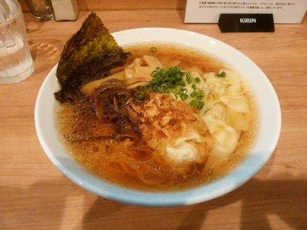 「わんたん麺」@MEN-YA DAISUKEの写真