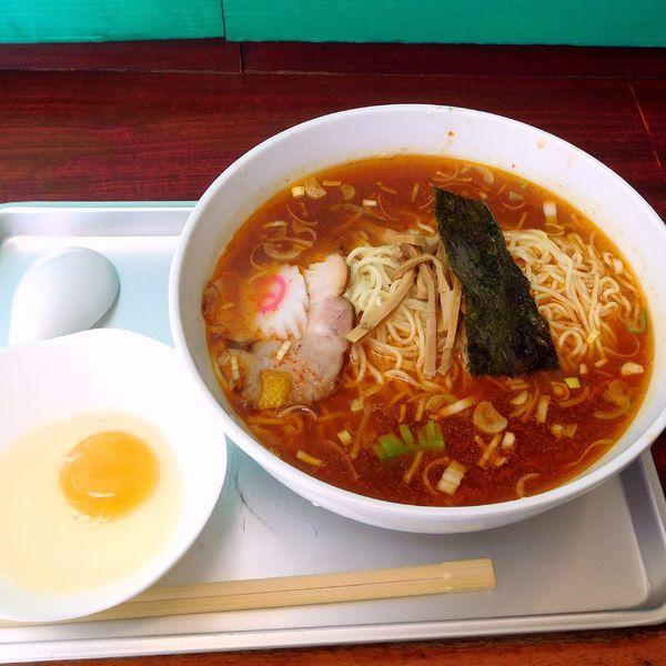 「辛味中華麺(950円)」@稲城大勝軒 五一の写真