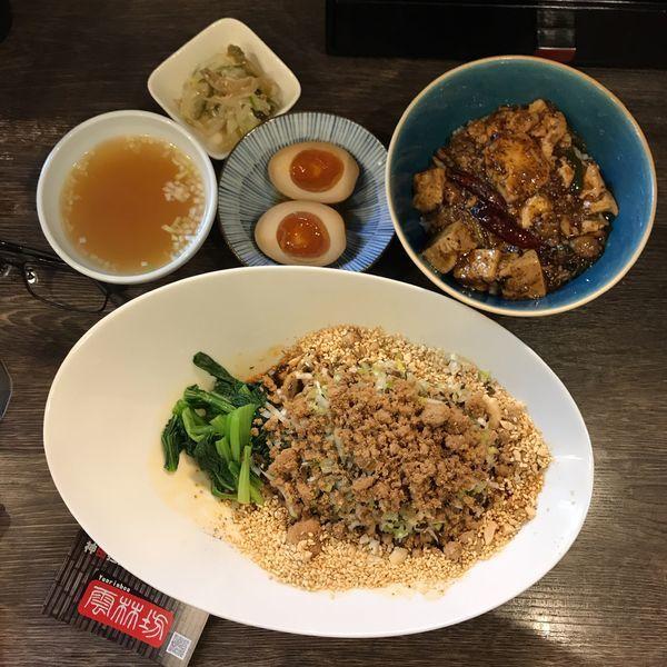 「本場成都の【汁なし担担麺】」@雲林坊 秋葉原店の写真