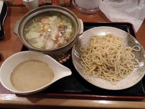 「マイスター限定 鍋塩つけめん」@照麺の写真