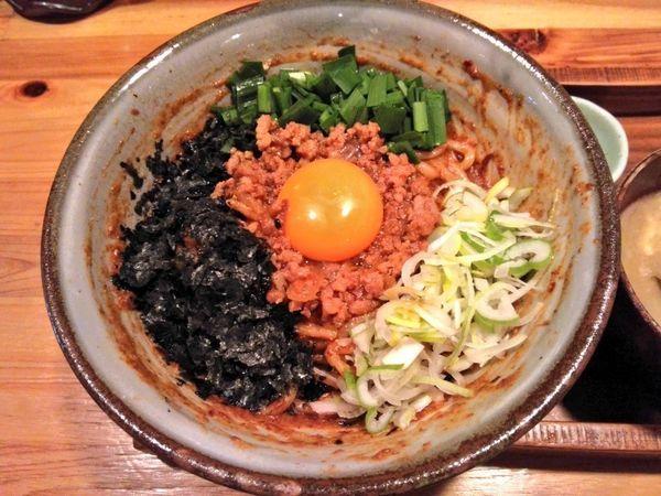 「台湾まぜ麺」@まぜ麺mahorobaの写真