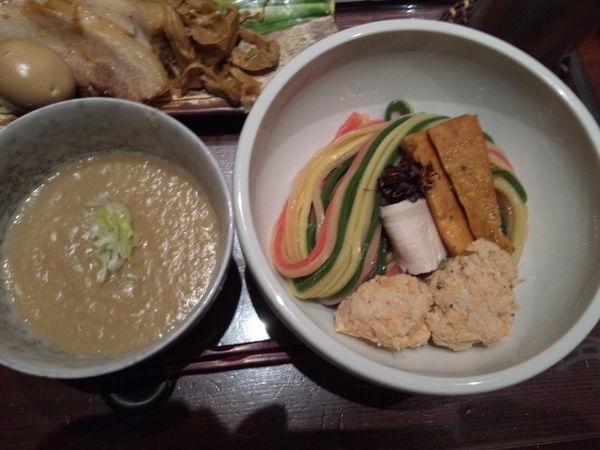 「【限定】彩雲(サイウン)」@つけ麺 繁田の写真