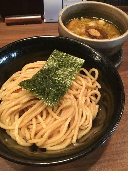 「特濃つけ麺¥780」@つけ麺処 つぼや 肥後橋店の写真