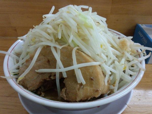 「ラーメン大730円」@ラーメン 龍郎の写真