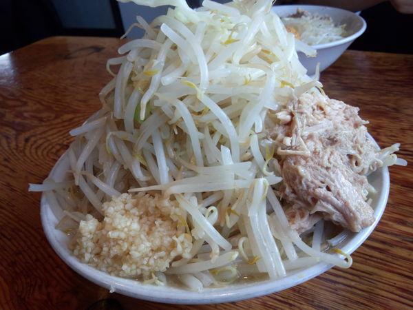「ラーメン730円」@麺とび六方 茅野店の写真