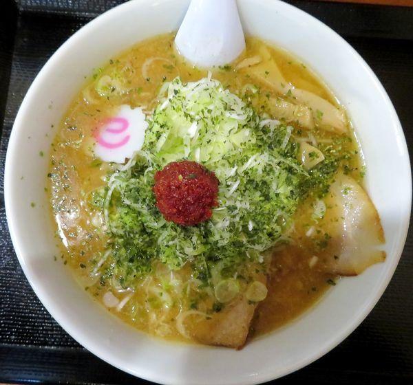 「赤湯辛味噌ラーメン(800円)」@赤湯辛みそ中華そば 六文銭 三郷分店の写真