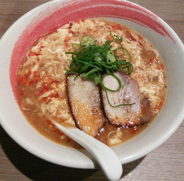 「酸辣湯麺 800円」@麺者 雄の写真