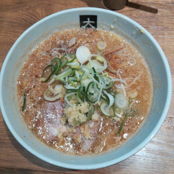 「味噌ラーメン」@大島の写真