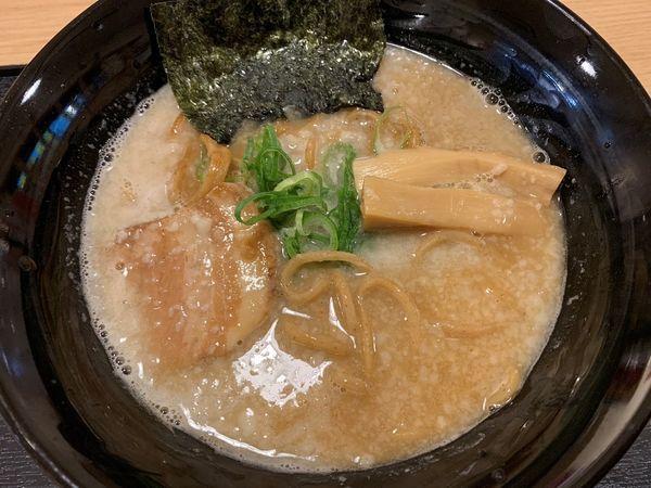 「えい蔵ラーメン」@麺匠 えい蔵 京成大久保店の写真
