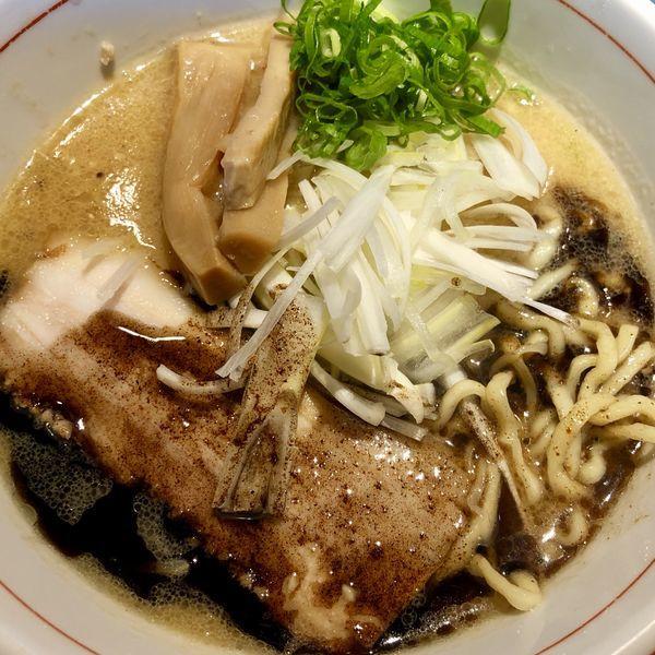 「【限定】味噌らぁ麺」@麺や 虎徹の写真
