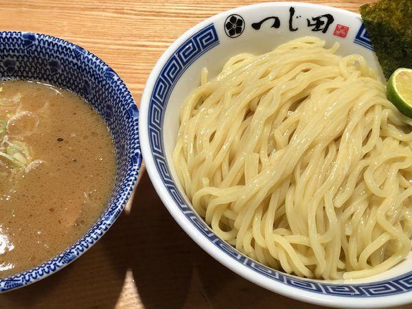 「濃厚つけ麺(大)」@つじ田 日本橋八重洲店の写真
