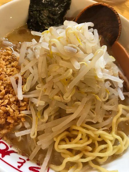 「味噌とんこつ」@九十九とんこつラーメン 恵比寿本店の写真