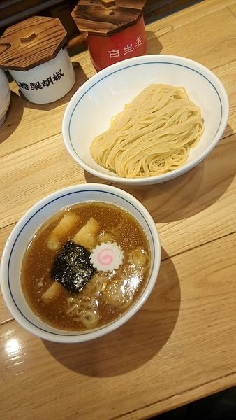 「つけ麺800円」@バラそば屋 上板橋店の写真