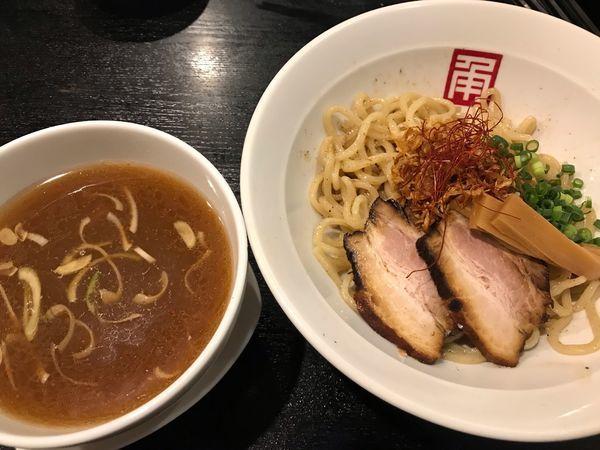 「角屋特製つけ麺   864円」@ラーメン角屋の写真