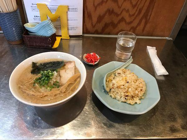 「かん太郎醤油ラーメン ¥670(税別)」@麺家 かん太郎の写真