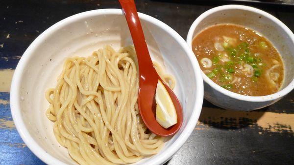 「牛ホルモンつけ麺¥870/ご飯割り¥100」@麺専門店 つけ麺屋ちっちょの写真