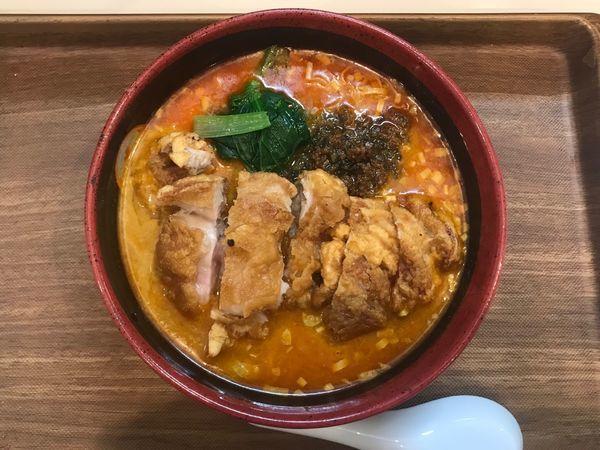 「カイパー担々麺 1,100円」@TEN TENとTAN TAN 岐阜店の写真