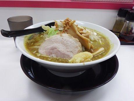 「特製カレーラーメン」@麺屋 小林の写真