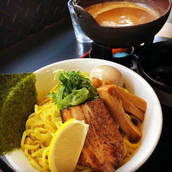 「極上つけ麺(秋冬限定品)」@麺屋 蔵人 岡谷店の写真