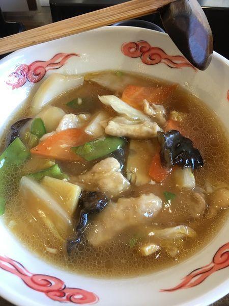 「肉うま煮そば」@ラーメン創作麺処 めん坊の写真