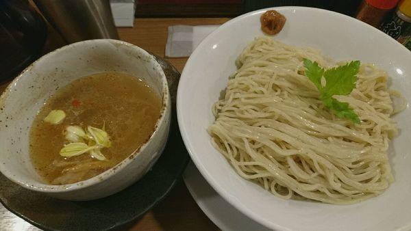 「鯛塩つけ麺_900円」@鯛塩そば 灯花の写真