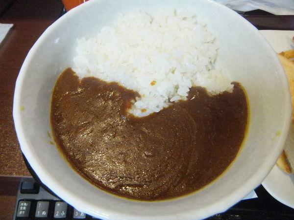 「朝プレミアムカレー313円&別途入店料」@快活CLUB 可児店の写真