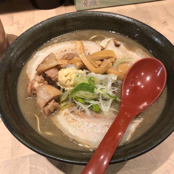 「にぼしラーメン」@にぼしらーめん88の写真