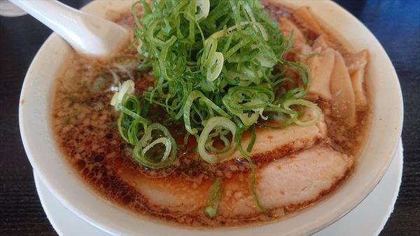 「黒醤油ラーメン」@江どめ屋の写真