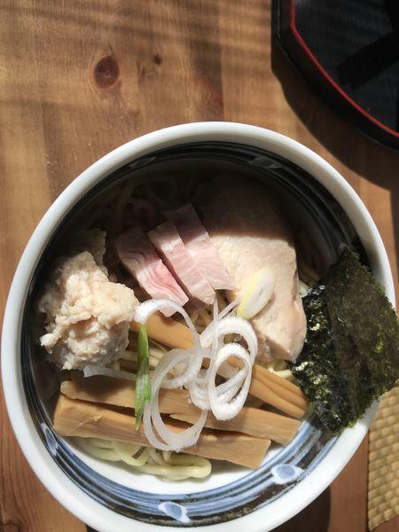 「和え玉」@長野らぁ麺 さくら木の写真