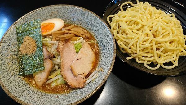 「野菜もりそば(800円)」@松戸大勝軒の写真
